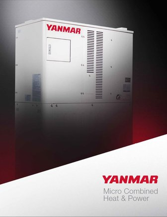 YANMAR America Energy Systems Debuts New mCHP Catalog at 2015 AHR Expo