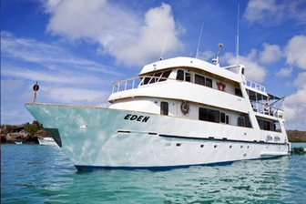 Fuel Savings and Increased Speed Give New Life to Galapagos Charter Boat