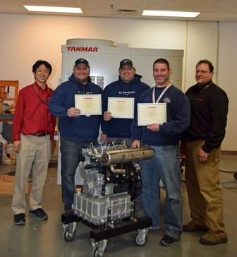 YANMAR America Energy Systems Announces Training Schedule for the Remainder of 2015