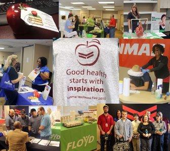YANMAR America Hosts First Annual Wellness Fair