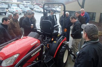 YANMAR America Hosts Rollout Events for New Sub-Compact Tractor Line