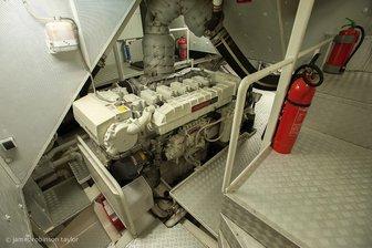 Three-Masted Schooner Atlantic Re-creation Powered by YANMAR