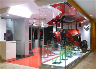 YANMAR Opens Pavilion at KidZania Koshien