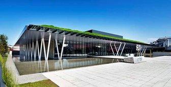 YANMAR Museum Awarded Prestigious BCS Award for Outstanding Architecture in Japan